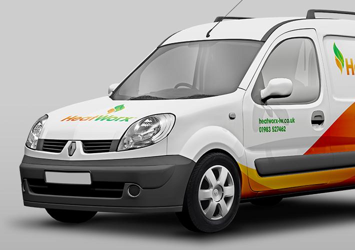 Heatworx - Vehicle Graphics